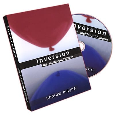 Inversion by Andrew Mayne - DVD