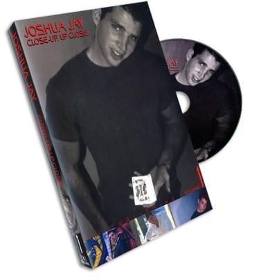 Close-Up, Up Close Vol #1 by Joshua Jay - DVD