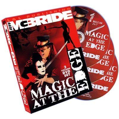 Magic At The Edge (3 DVD SET) by Jeff McBride - DVD
