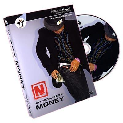 Money by Jay Noblezada - DVD