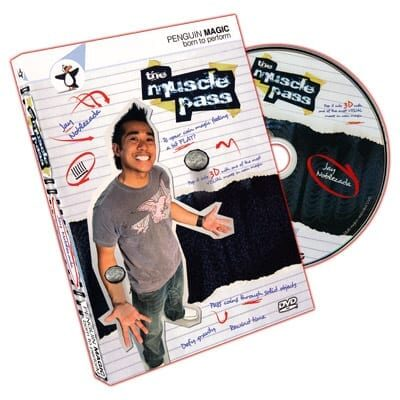 Muscle Pass by Jay Noblezada - DVD