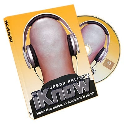 iKnow by Jason Palter - DVD