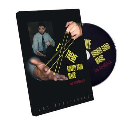 Extreme Rubber Band Magic Joe Rindfleisch, DVD