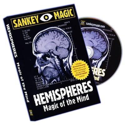 Hemispheres by Jay Sankey - DVD