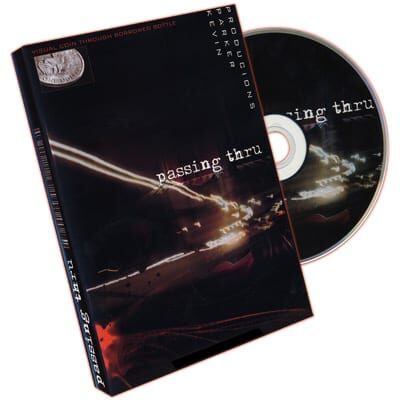 Passing Thru by Kevin Parker - DVD