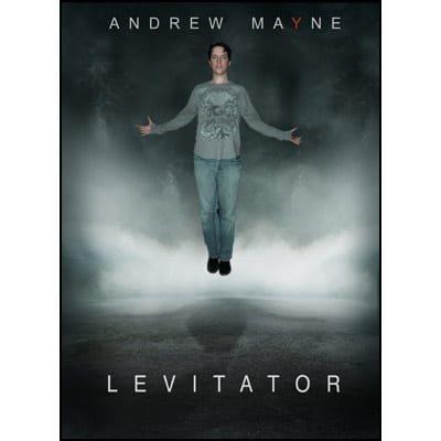 Levitator by Andrew Mayne - DVD