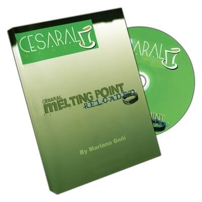 Cesaral Melting Point Reloaded by Mariano Goni - DVD