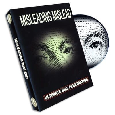 Misleading Misled by Expert Magic - DVD