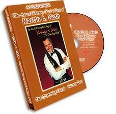 Award Winning Card Magic of Martin Nash - A-1- #2, DVD
