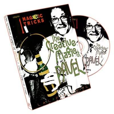 Creative Magic Of Pavel - Volume 1 - DVD