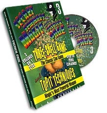 Page 3-Shell Game/Topit Patrick Page- #3, DVD