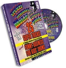 Page 25 Super Tricks/Funny Business Patrick Page- #6, DVD