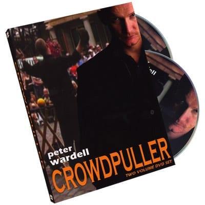 Crowdpuller (2 DVD Set) by Peter Wardell & RSVP - DVD