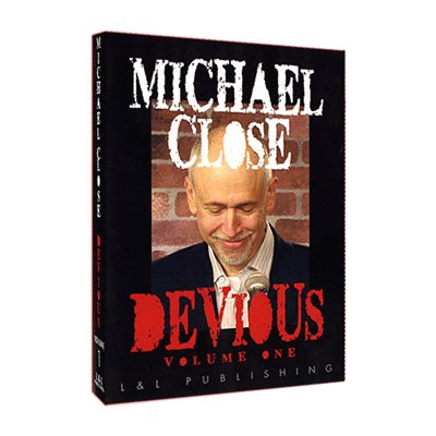 Devious Volume 1 by Michael Close and L&L Publishing video DOWNLOAD