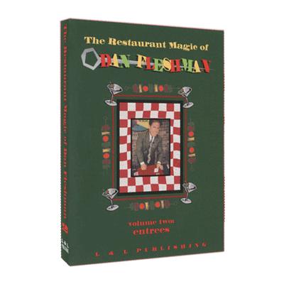 Restaurant Magic Volume 2 by Dan Fleshman video DOWNLOAD