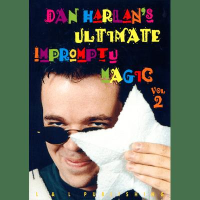 Ultimate Impromptu Magic  Vol 2 by Dan Harlan video DOWNLOAD