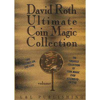 David Roth Ultimate Coin Magic Collection Vol 1 video DOWNLOAD