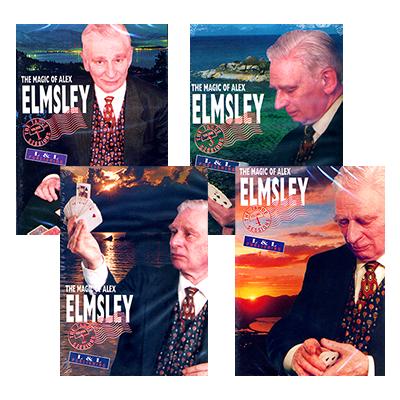 Alex Elmsley Tahoe Sessions Set (Vol 1 thru 4) video DOWNLOAD
