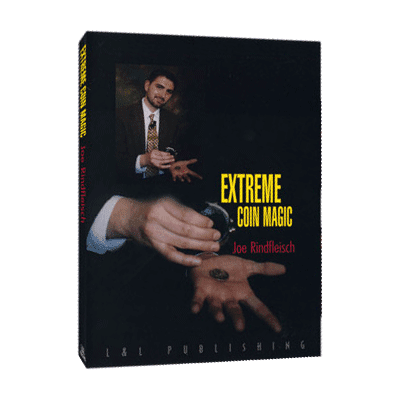 Extreme Coin Magic by Joe Rindfleisch video DOWNLOAD