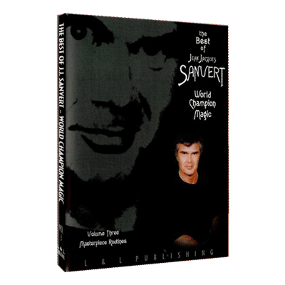 Best of Jean Jacques Sanvert - World Champion Magic - Volume 3 video DOWNLOAD