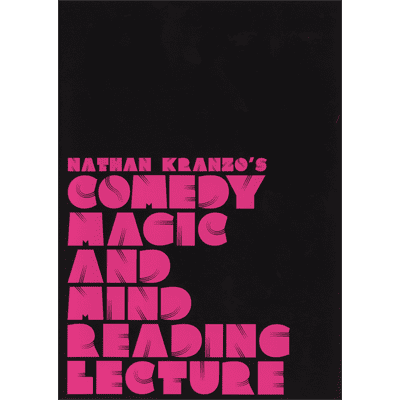 Kranzo's Comedy Magic and Mind Reading Lecture by Nathan Kranzo video DOWNLOAD