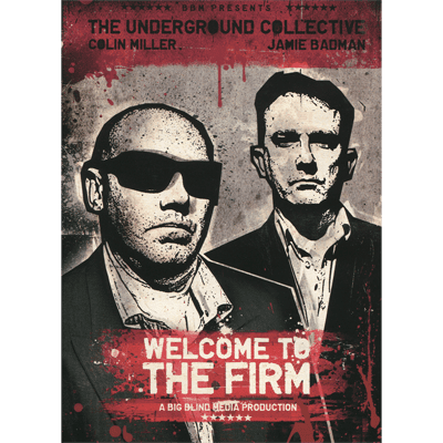 Welcome To The Firm by The Underground Collective & Big Blind Media