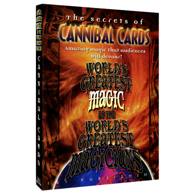 Cannibal Cards (World's Greatest Magic) video DOWNLOAD