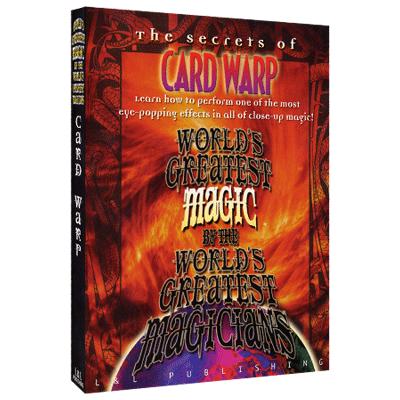 Card Warp (World's Greatest Magic) video DOWNLOAD