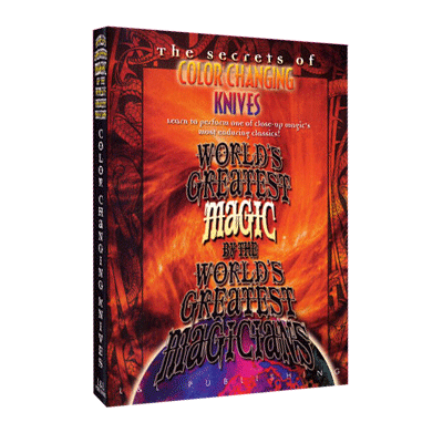Color Changing Knives (World's Greatest Magic) video DOWNLOAD