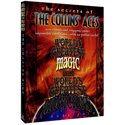 Collins Aces (World's Greatest Magic) video DOWNLOAD