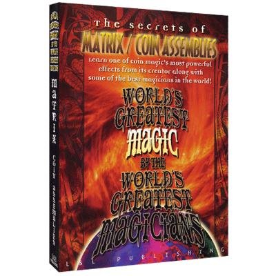 Matrix / Coin Assemblies (World's Greatest Magic) video DOWNLOAD