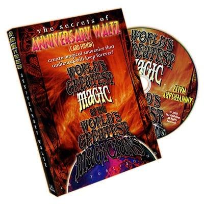Anniversary Waltz (World's Greatest Magic) - DVD
