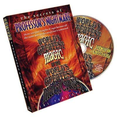Professor's Nightmare (World's Greastest Magic) - DVD