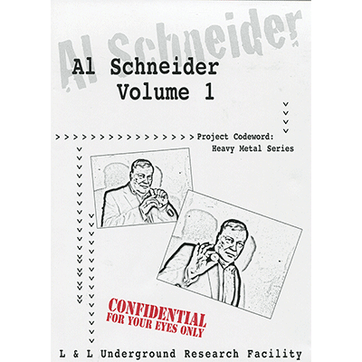 Al Schneider Heavy Metal Series by L&L Publishing video DOWNLOAD