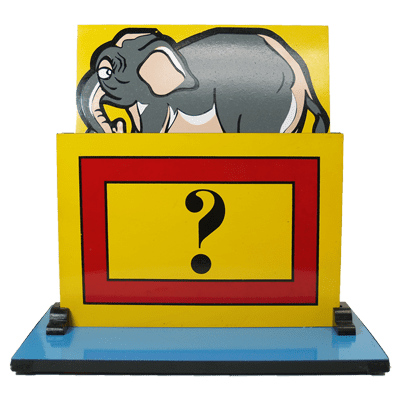 Elephant Vanish (back Stage) by Premium Magic - Trick