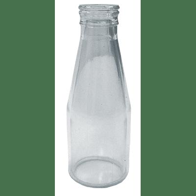Evaporating Milk Bottle - Trick