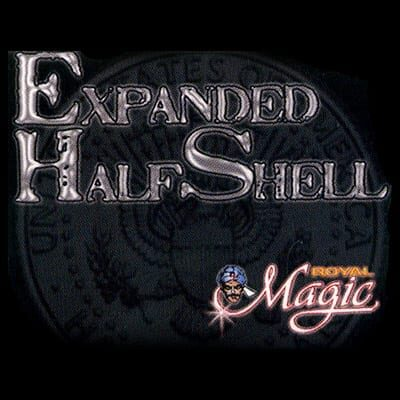 Expanded Half Shell (Struck) - Trick