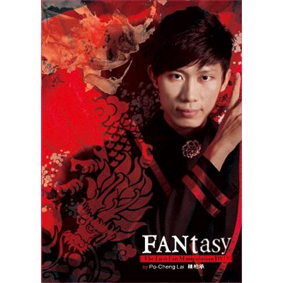FANtasy by Po Cheng Lai - DVD