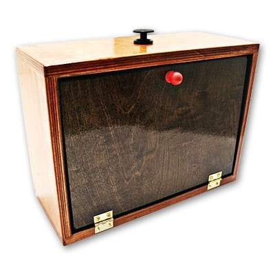 Ghost Cabinet by G&L - Trick