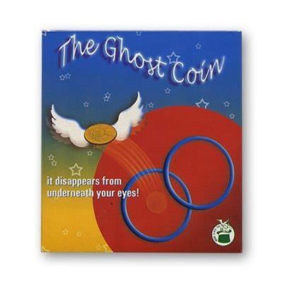 Ghost Coin (Rings & Coin trick) by Vincenzo Di Fatta - Tricks