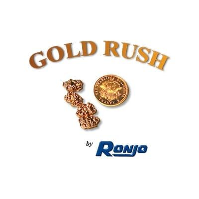 Gold Rush by Ronjo Magic Shop - Trick