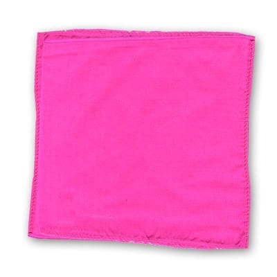 Silk 12 inch Single (Hot Pink) Magic by Gosh - Trick