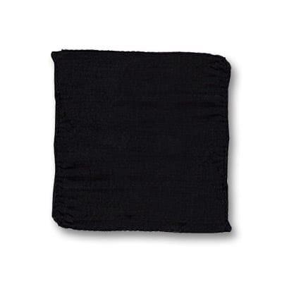 Silk 9 inch (Black) Magic by Gosh - Trick