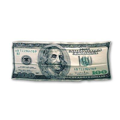 Silk 18 inch $100 Bill from Magic by Gosh - Trick