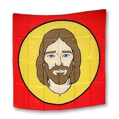 Gospel Silk Jesus (36 inch) - Trick