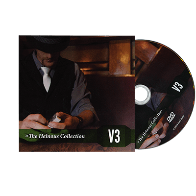 The Heinous Collection Vol.3 by Karl Hein