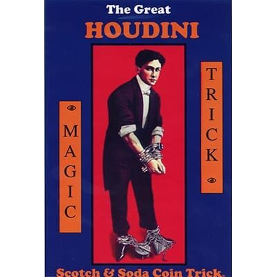 Houdini Scotch and Soda by Zanadu - Trick
