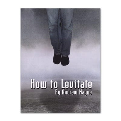 How To Levitate by Andrew Mayne - Book