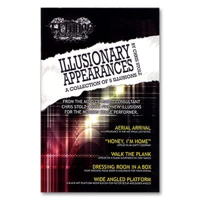 Illusionary Appearances by Chris Stolz and Titanas - Book