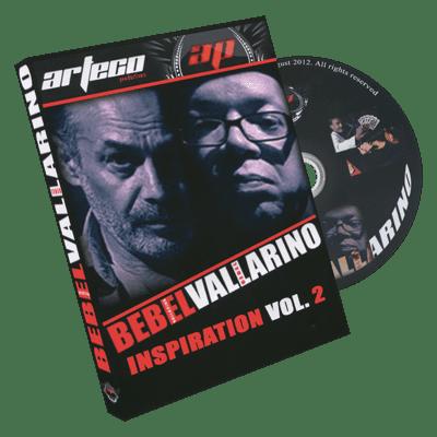 Bebel Vallarino: Inspiration Vol 2 - DVD
